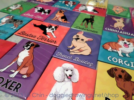 DoggieMagnets