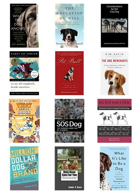 Dog-related Books 2017